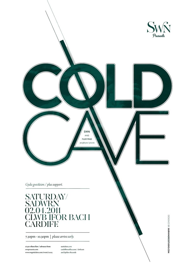 COLD CAVE rgb
