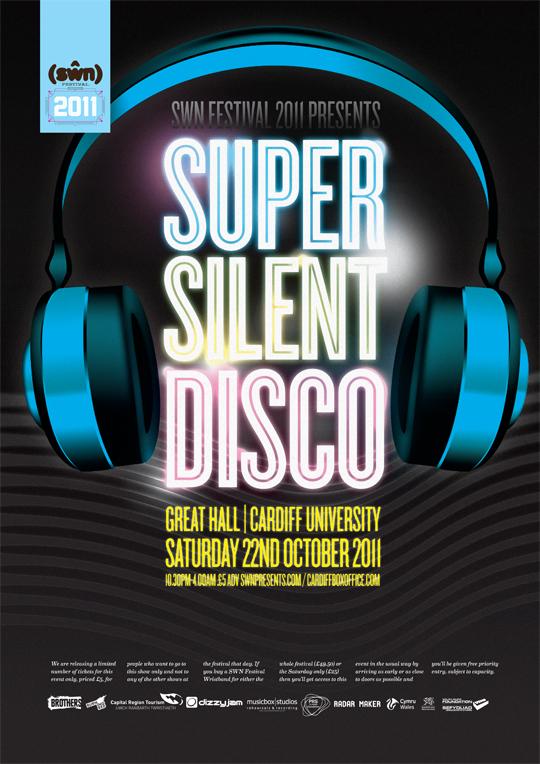 Silent disco-blog