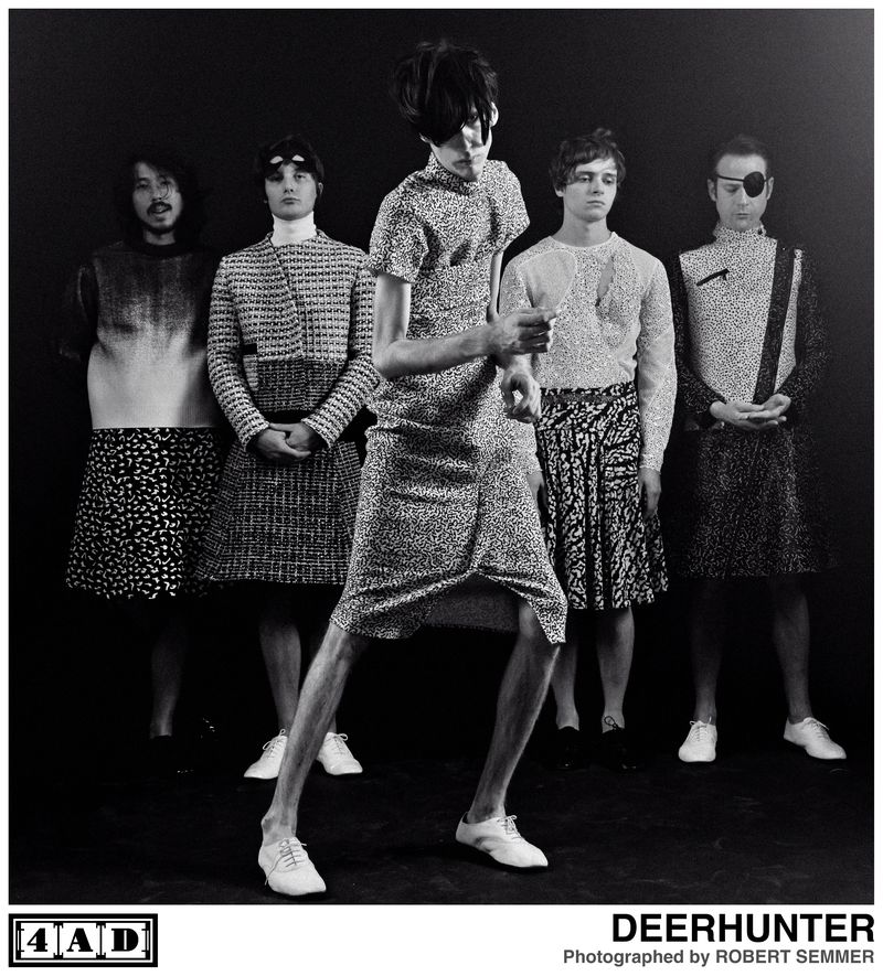Deerhunter Monomania Lead photo